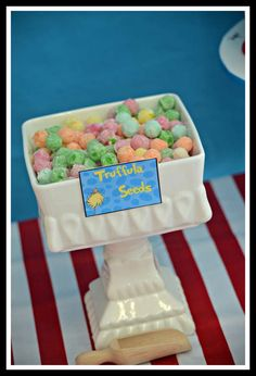 Dr Seuss Birthday Party Ideas | Photo 1 of 20 | Catch My Party