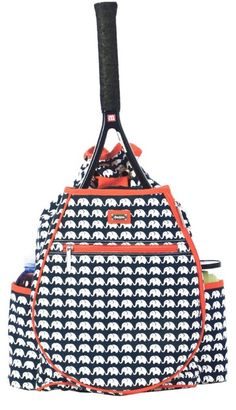 Ellie  Ame & Lulu Ladies Tennis Backpack available at #lorisgolfshoppe