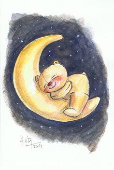 Sweet Dreams & Moonbeams → For more, please visit me at: www.facebook.com/jolly.ollie.77