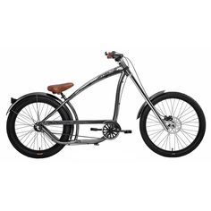 "Nirve Cannibal Men's Mirror Black - want this chopper bike!! it should not have ""men's"" in the title."