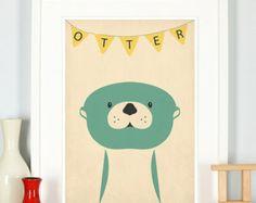otter themed nursery - Google Search