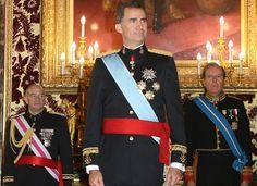 SM el Rey Felipe VI