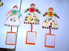 Κυρα Σαρακοστη κατασκευη Carnival Crafts, Preschool Education, Activities For Kids, Kindergarten, Easter, Diy Crafts, Teaching, Christmas Ornaments, Blog