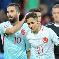 Turkey left it too late at Euro 2016 but Emre Mor offers hope for future