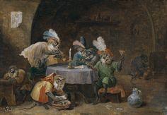 David Teniers monos