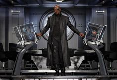 10 Superheroes who really don't need their own movie. NICK FURY