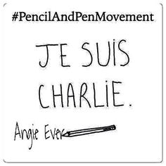 """""""@MisscabronaPlus: en ninguna religión está contemplado pensar.#CharlieHebdo """""""