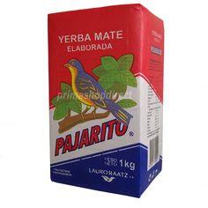 YERBA MATE PAJARITO ELABORADA