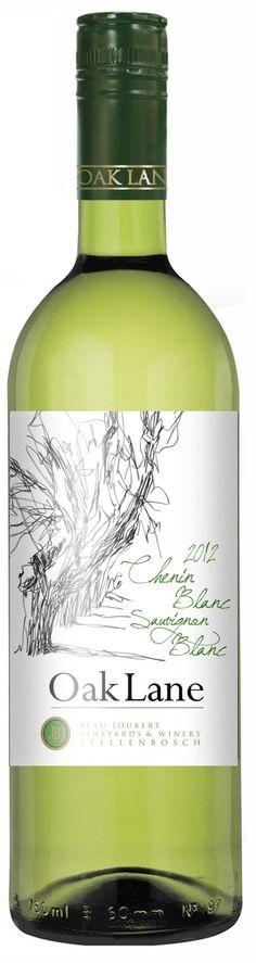 2014 Oak Lane Chenin Blanc/Sauvignon Blanc Varietals 65% Chenin Blanc 35% Sauvignon Blanc Region Stellenbosch, South Africa Vineyards 23 & 24year old Chenin Blanc and Sauvignon Blanc vineyards,...