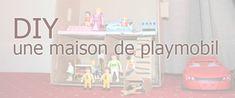 [DIY] Fabriquer une maison de playmobil