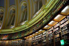 Ces bibliothèques qui font rêver