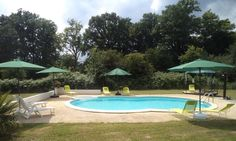 See Gites Des Papillions in our places to stay section.  http://www.drive-france.com/places-stay/gites-des-papillions/