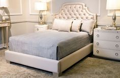 Barrymore Furniture - Palermo Bed
