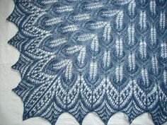 Ravelry: Modell 118/9 Dreiecktuch pattern by Junghans-Wolle