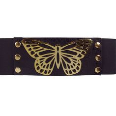 Elastic Butterfly Belt