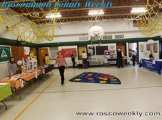 Hearty Good Time at the Roscommon County Preschool Fair