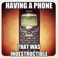 I dropped mine in the toilet and it still worked. Unlike phones these days....