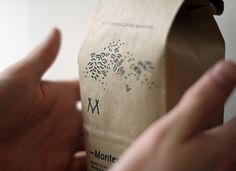 Matchstick Coffee - The Dieline -