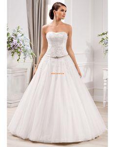 1f80851fd188 Na podlahu Jaro Nášivky Svatební šaty 2014