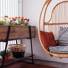 Kirpparilöydöillä sisustettu selkeä koti | Kotivinkki