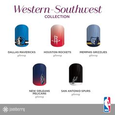 https://flic.kr/p/NaUAnx | NBA-V1_SMS_Icons-Collections_092816_Western-Southwest michellesholder.jamberry.com