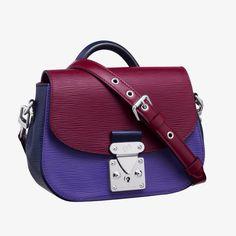 Louis Vuitton Epi Eden Tricolore indigo Gros coup de coeur...