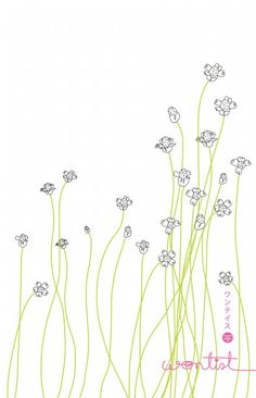 #Illustrate #Drawing #digitalpainting #flower #art #nature https://www.facebook.com/Hanatist/