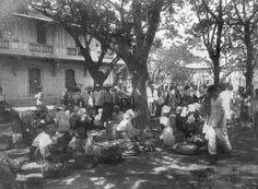 Manila market