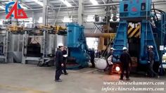 forging lines,open die forging and closed die forging