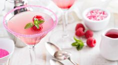 Sockerfri strawberry margarita – sommarens godaste drink! | Baaam