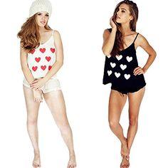 MEXI Womens Heart Print Spaghetti Strap Sleeveless Cami Vest Tank Tops Blouse L Mexi http://www.amazon.com/dp/B00XNCUCA0/ref=cm_sw_r_pi_dp_TVyZvb1Y41ZN0