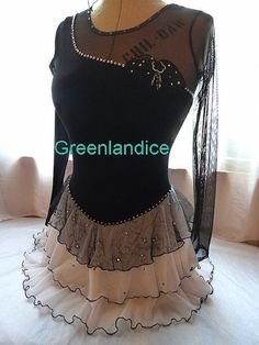 Victoria Tia design ice skating dress from www.greenlandice.co.uk