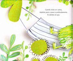 El monstruo de colores Plant Leaves, Monsters, Note Cards, Activities, Colors, Libros, Blue Prints