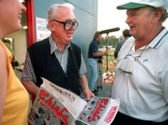 What would the first-ever Cubs-Cardinals playoff series be like if Harry Caray and Pete Vonachen were still around?