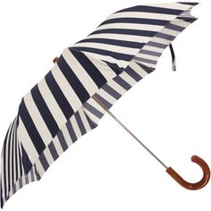Umbrella in stripes