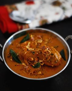 Restaurant Style Chicken Curry With Step By Step Pictures | Marias Menu