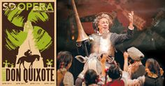 Don Quixote - SD Opera Don Quixote, Sd, Opera, Broadway Shows, Seasons, Portrait, Live, Concert, Poster