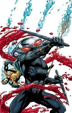 Villains Month Unites Bedard, Brainiac & Black Manta - Comic Book Resources