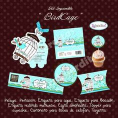Baby+Shower+Kit+Imprimible+Gratis