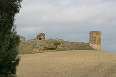 Castillo de Dos Hermanas Cordoba Spain.