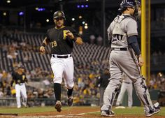 Francisco Cervelli Photos - Milwaukee Brewers v Pittsburgh Pirates - Zimbio