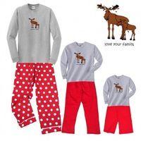 Los cabritos de la navidad pijamas Animal - Identificación del producto : 60090326157 - m.spanish.alibaba.com
