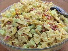 Liian hyvää: Hedelmäinen broileri-pastasalaatti Raw Food Recipes, Salad Recipes, Chicken Recipes, Healthy Recipes, Food N, Food And Drink, Pasta Salad, Food Inspiration, Yummy Food
