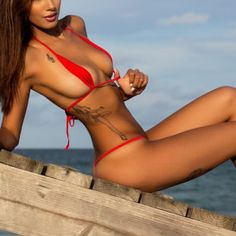 $16.80 (Buy here: https://alitems.com/g/1e8d114494ebda23ff8b16525dc3e8/?i=5&ulp=https%3A%2F%2Fwww.aliexpress.com%2Fitem%2FSexy-Red-G-String-Micro-Bikini-Set-Hot-Lady-Tiny-Bikinis-Bathing-Suit-2016-Swimwear-Woman%2F32727643215.html ) Sexy Red G-String Micro Bikini Set Hot Lady Tiny  Bikinis Bathing Suit 2016 Swimwear Woman thong Biquini Swimsuit HW for just $16.80
