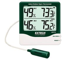 Controlling your temperature and humidity levels in your grow space is a very important aspect of indoor cannabis growing.
