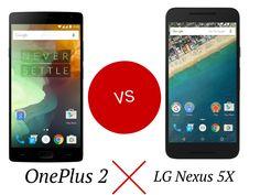 OnePlus 2 vs LG Nexus 5X