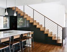 Those stairs tho