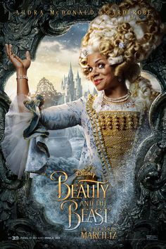 'Beauty and the Beast' Comes to Life in New Character Motion Posters