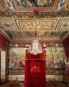architects, sublim interior, interiors, castlespalac bedrooms1, illumin interior, de vauxlevicomt, vaux le, decorations, interior histor