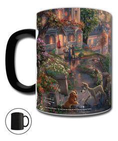 Look at this #zulilyfind! Lady & the Tramp Morphing Mug by Disney #zulilyfinds